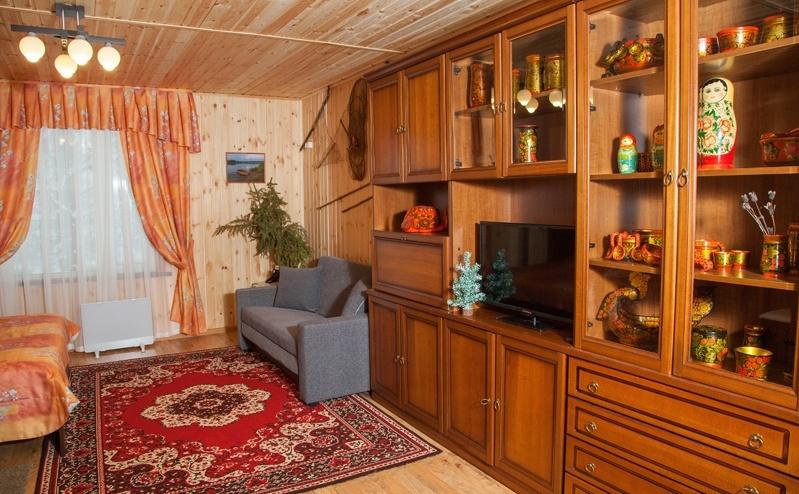Загородный отель «Река Чаек» Нижегородская область Дом рыбака, фото 8