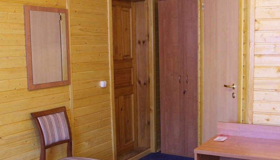 """Загородный отель """"Река Чаек"""" Нижегородская область Номер Бизнес, фото 3"""
