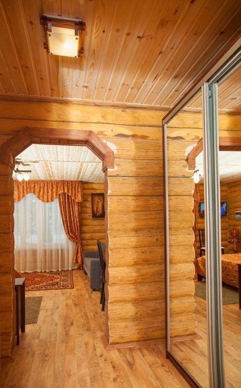 Загородный отель «Река Чаек» Нижегородская область Дом рыбака, фото 9