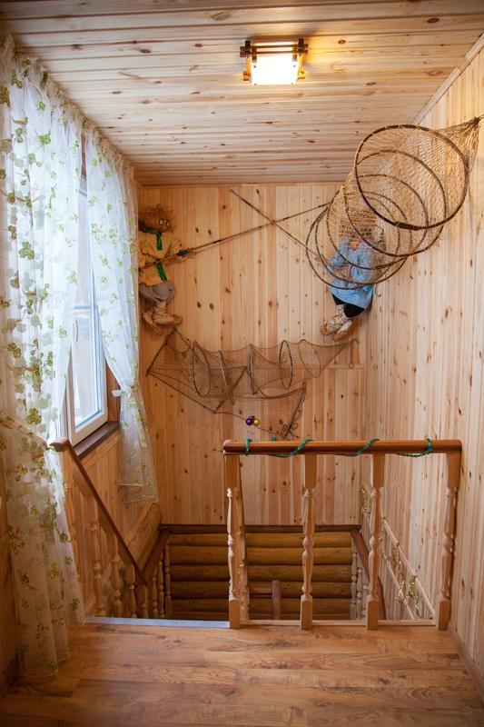 Загородный отель «Река Чаек» Нижегородская область Дом рыбака, фото 10