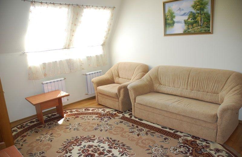 Гостинично-туристический комплекс «Глазова Гора» Ивановская область Номер «Полулюкс» 2-комнатный, фото 2