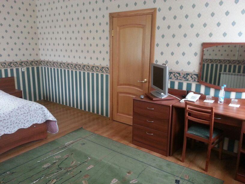 Гостинично-туристический комплекс «Глазова Гора» Ивановская область Номер «Люкс», фото 2
