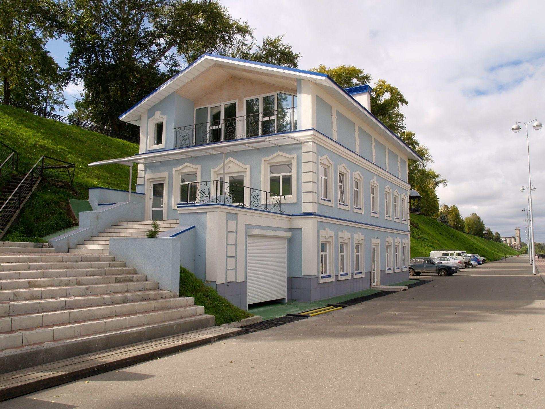 Туристический комплекс «Мирная Пристань» Ивановская область Особняк, фото 1