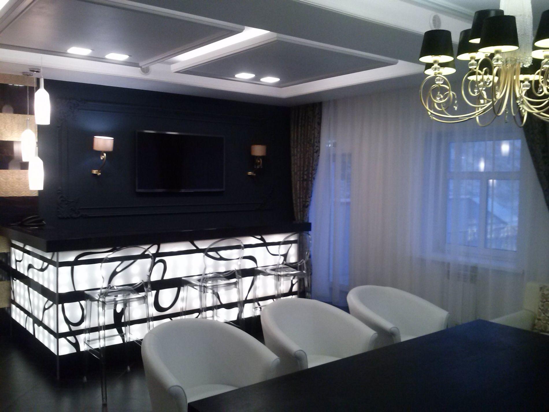 Туристический комплекс «Мирная Пристань» Ивановская область Апартаменты 2-этажные (3 спальни + джакузи (№ 33,34), фото 2