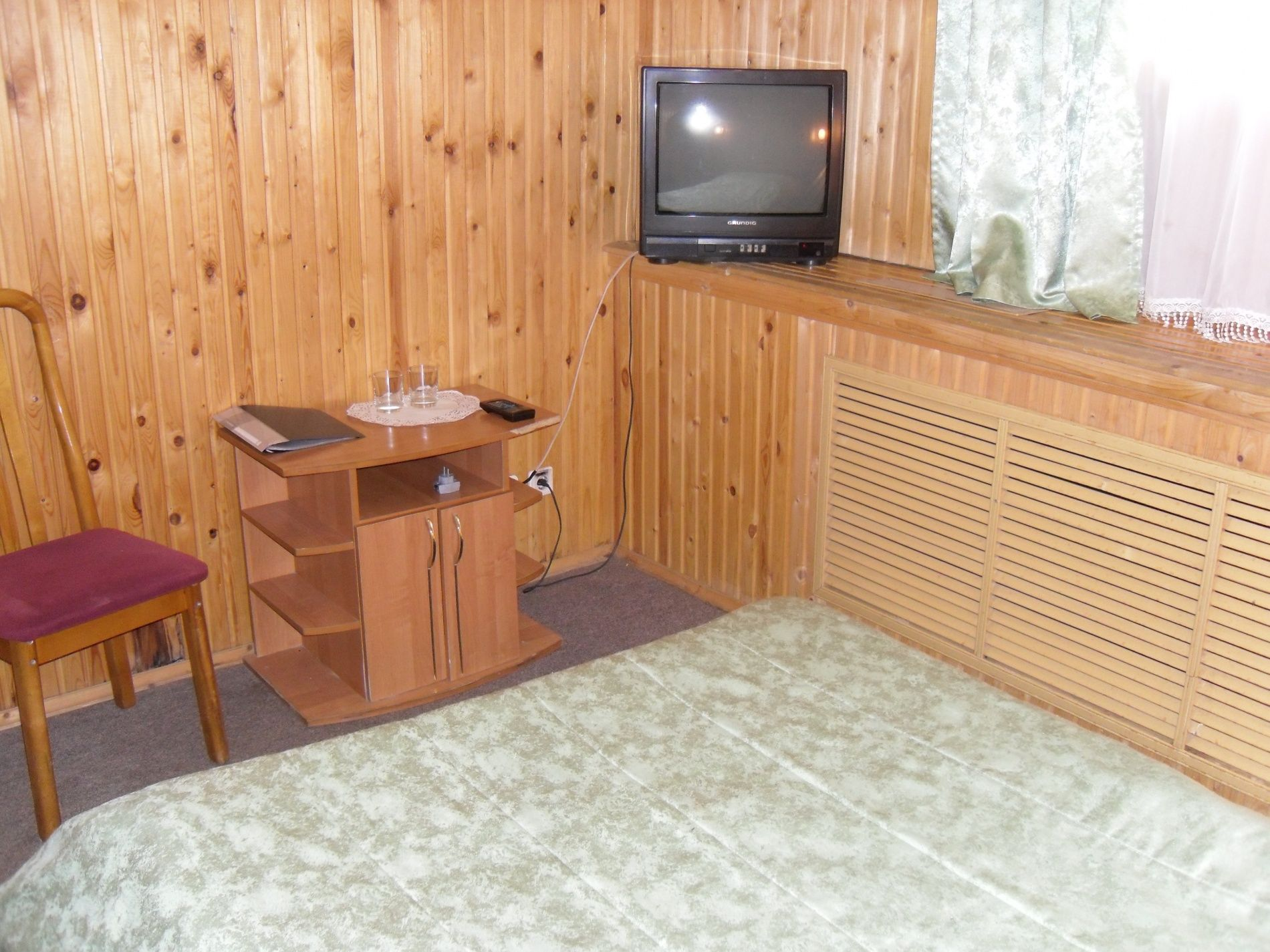 Туристический комплекс «Мирная Пристань» Ивановская область 1-комнатный номер 1 категории (№ 4, 6, 19, 10), фото 4