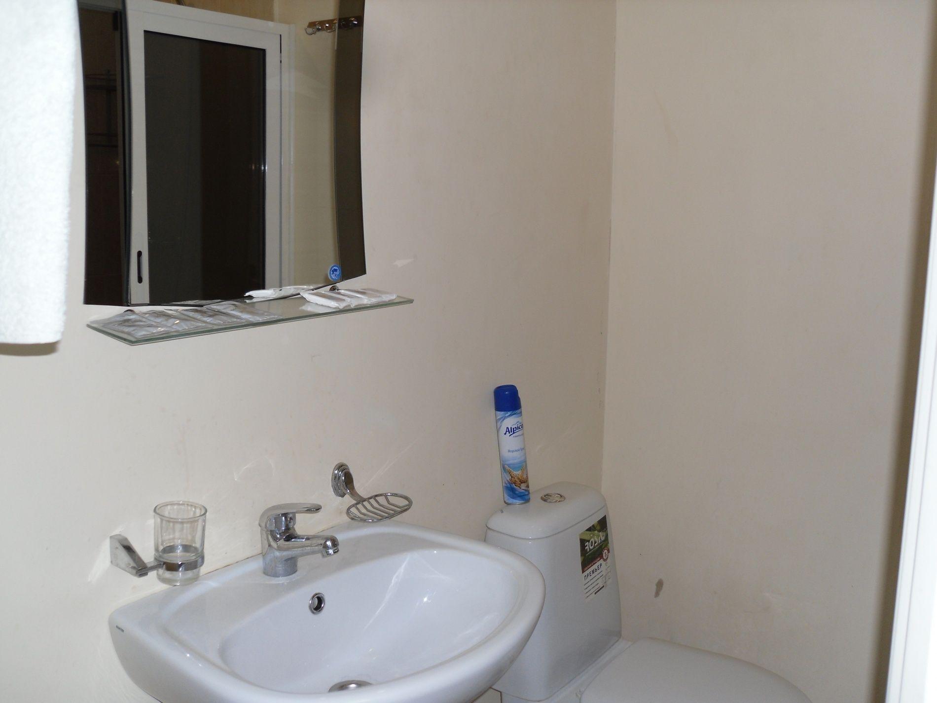 Туристический комплекс «Мирная Пристань» Ивановская область 1-комнатный 4-местный номер 1 категории (№ 3), фото 8