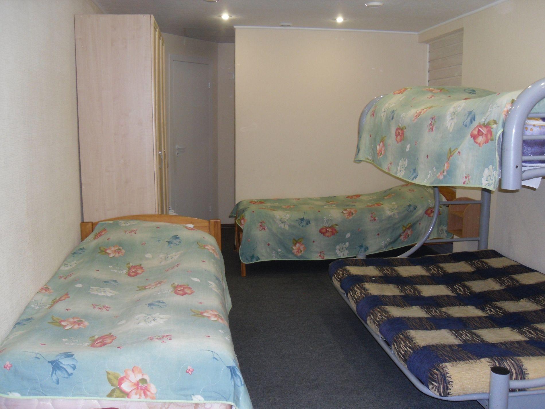 Туристический комплекс «Мирная Пристань» Ивановская область 1-комнатный 4-местный номер 1 категории (№ 3), фото 3