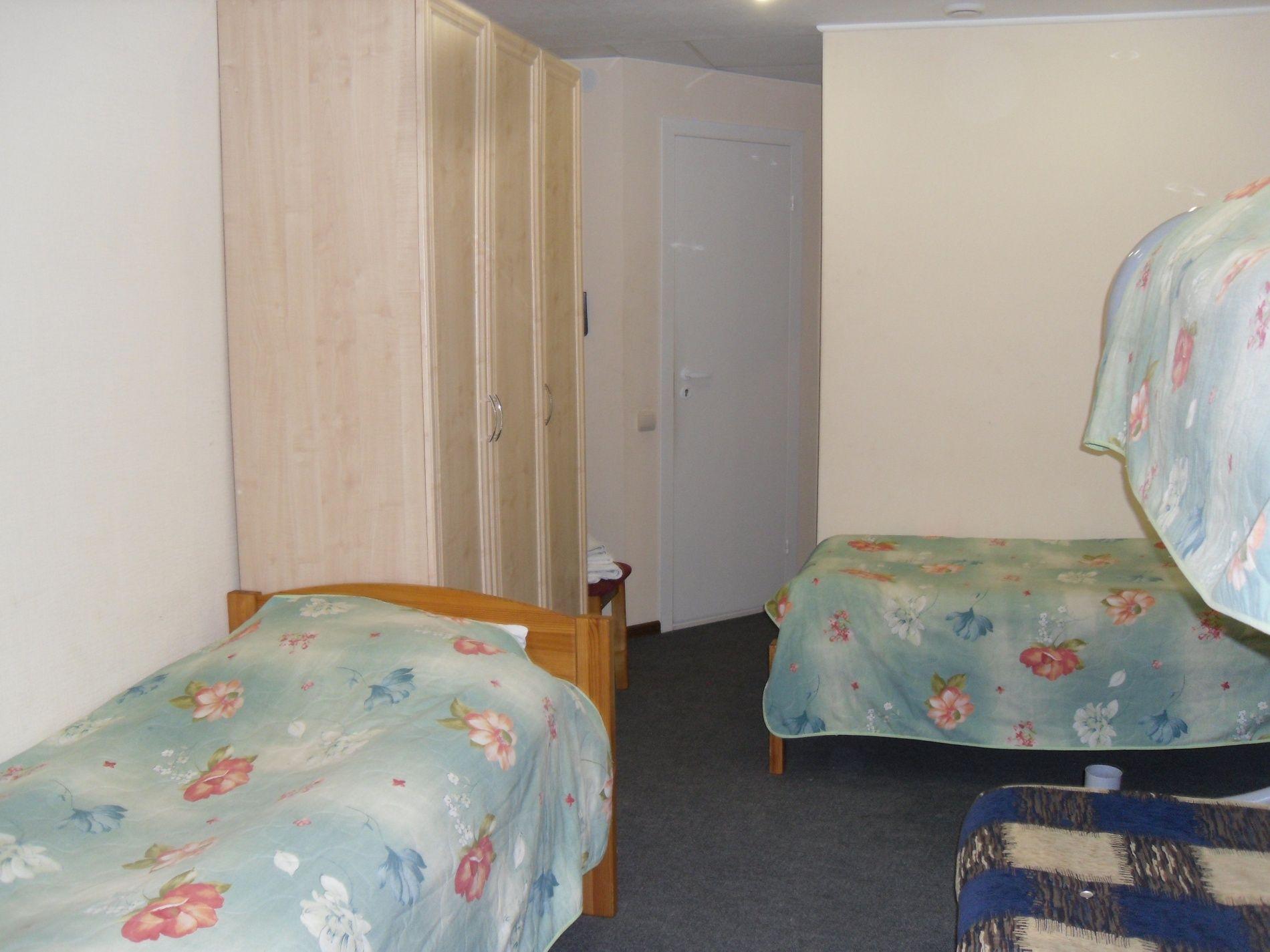 Туристический комплекс «Мирная Пристань» Ивановская область 1-комнатный 4-местный номер 1 категории (№ 3), фото 7