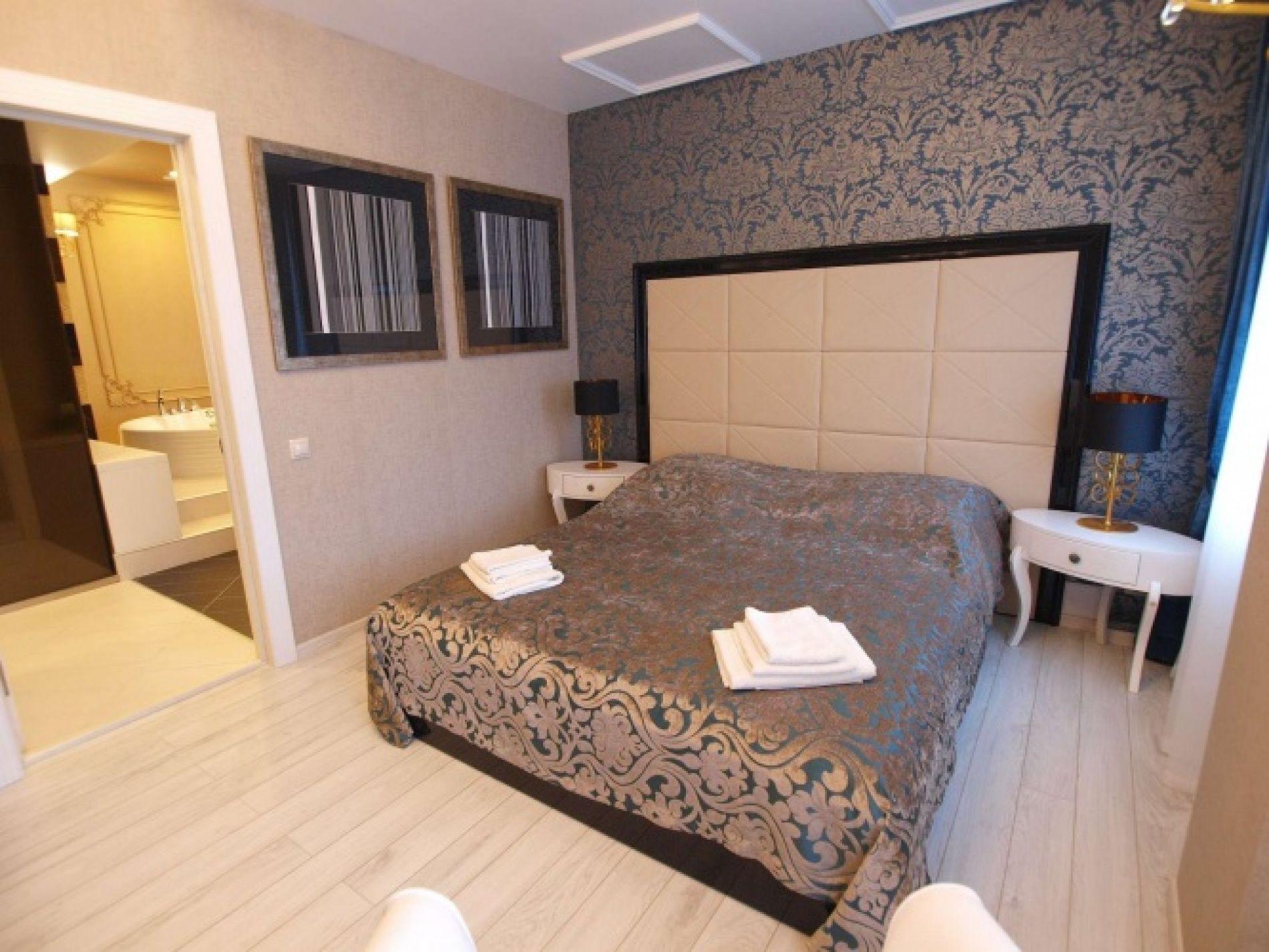 Туристический комплекс «Мирная Пристань» Ивановская область Апартаменты 2-этажные (3 спальни + джакузи (№ 33,34), фото 1