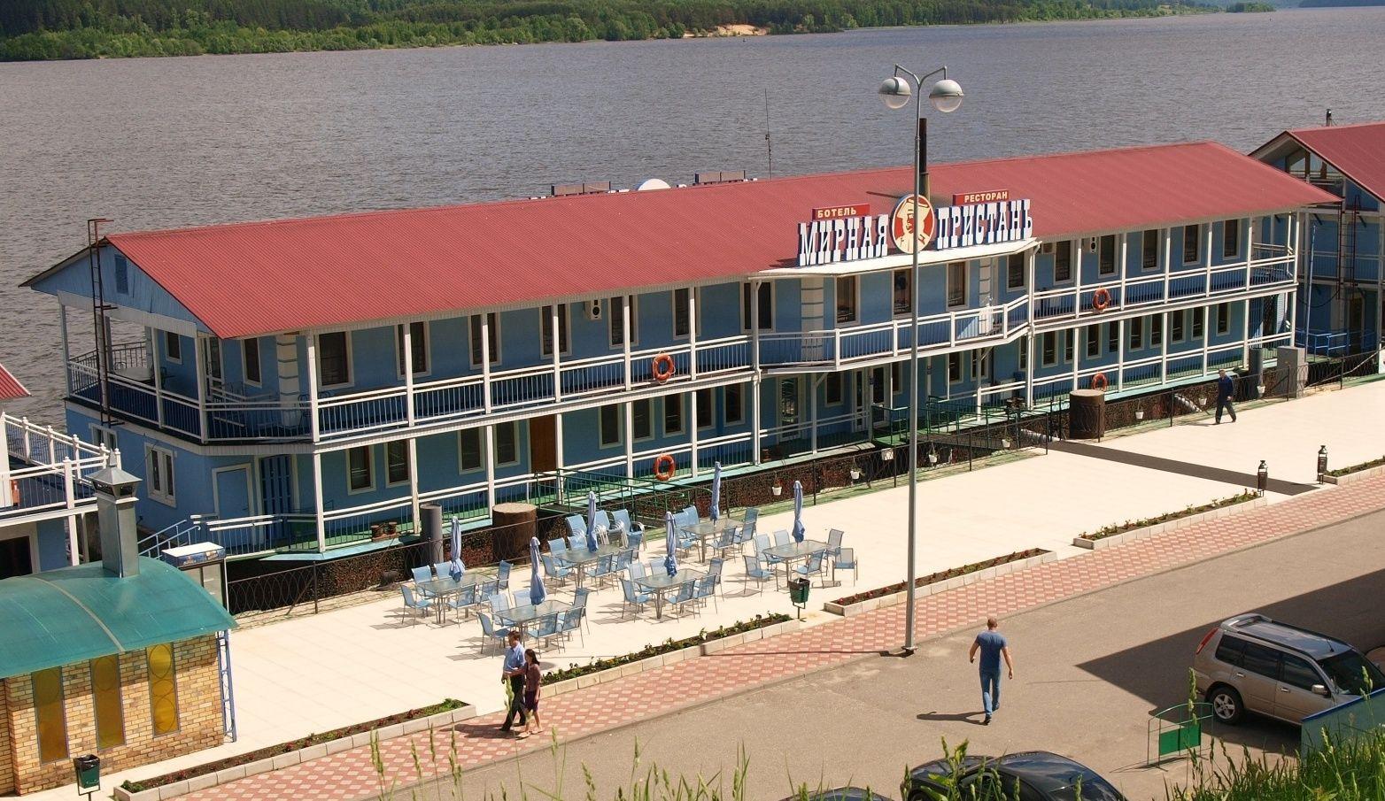 Туристический комплекс «Мирная Пристань» Ивановская область, фото 1
