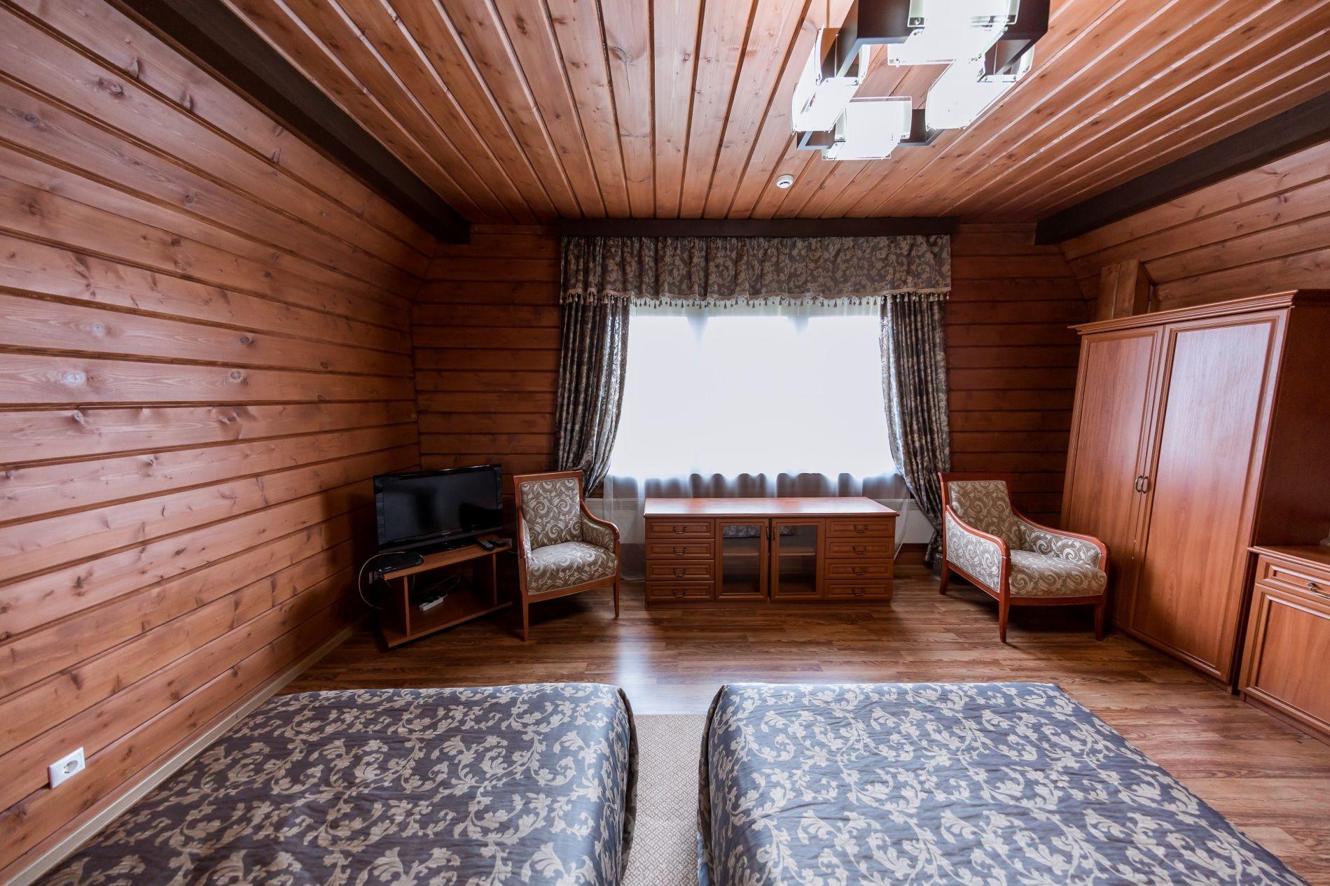 """Туристический комплекс """"ЭКО-ПОРТ"""" Республика Калмыкия Номера класса """"VIP"""", фото 6"""