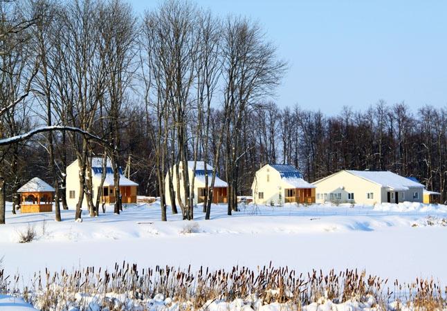 """База отдыха """"Милотичи"""" Калужская область, фото 1"""