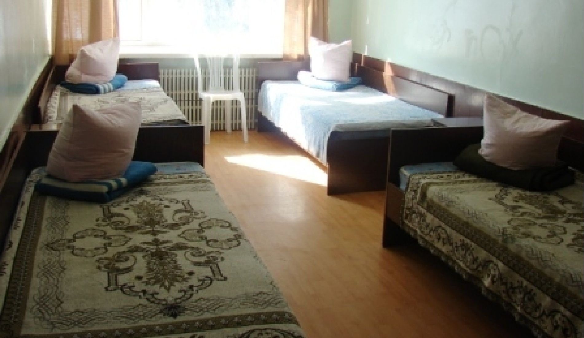 """База отдыха """"Галактика"""" Калужская область 4-местный номер с удобствами на этаже, фото 1"""