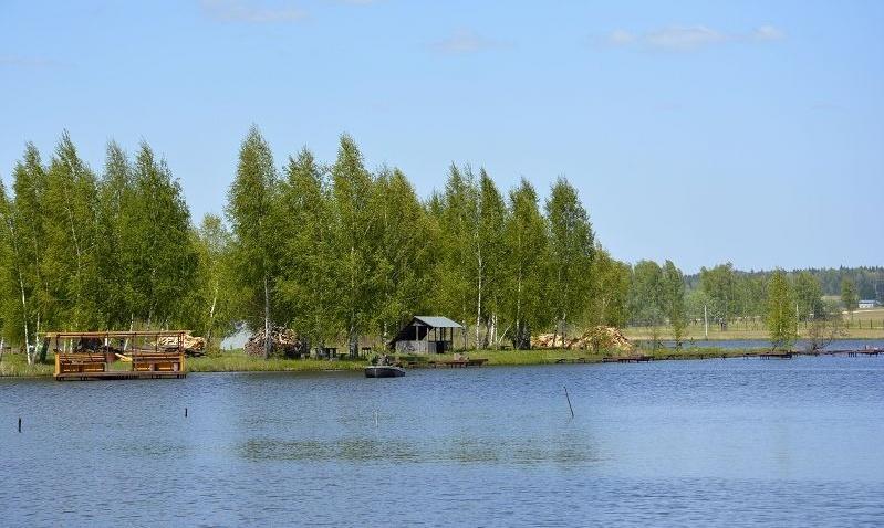Озерная рыбалка калужская область