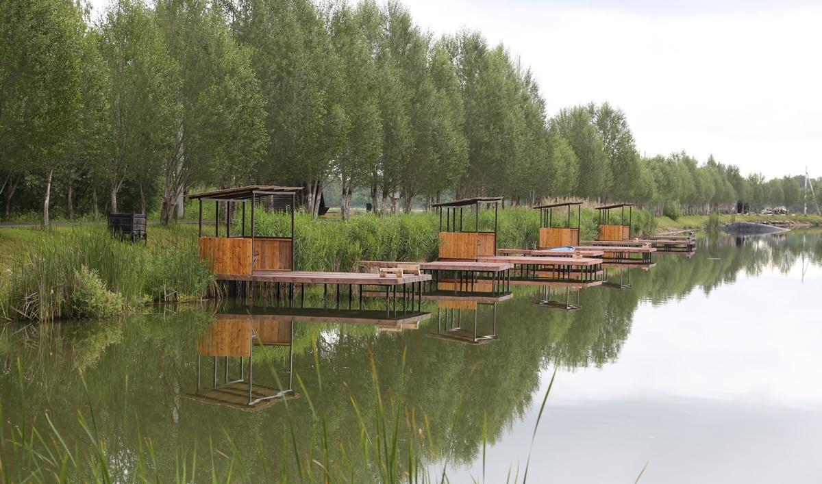 Рыбалка в Калужской области
