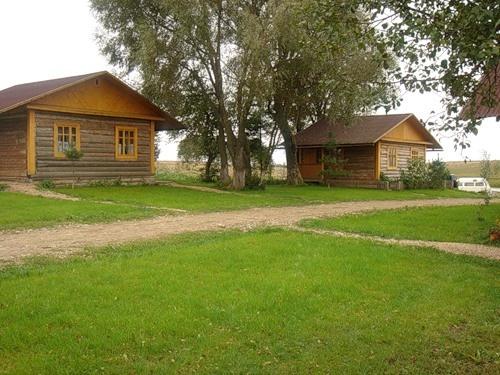 """База отдыха """"Деревенька"""" Калужская область, фото 1"""