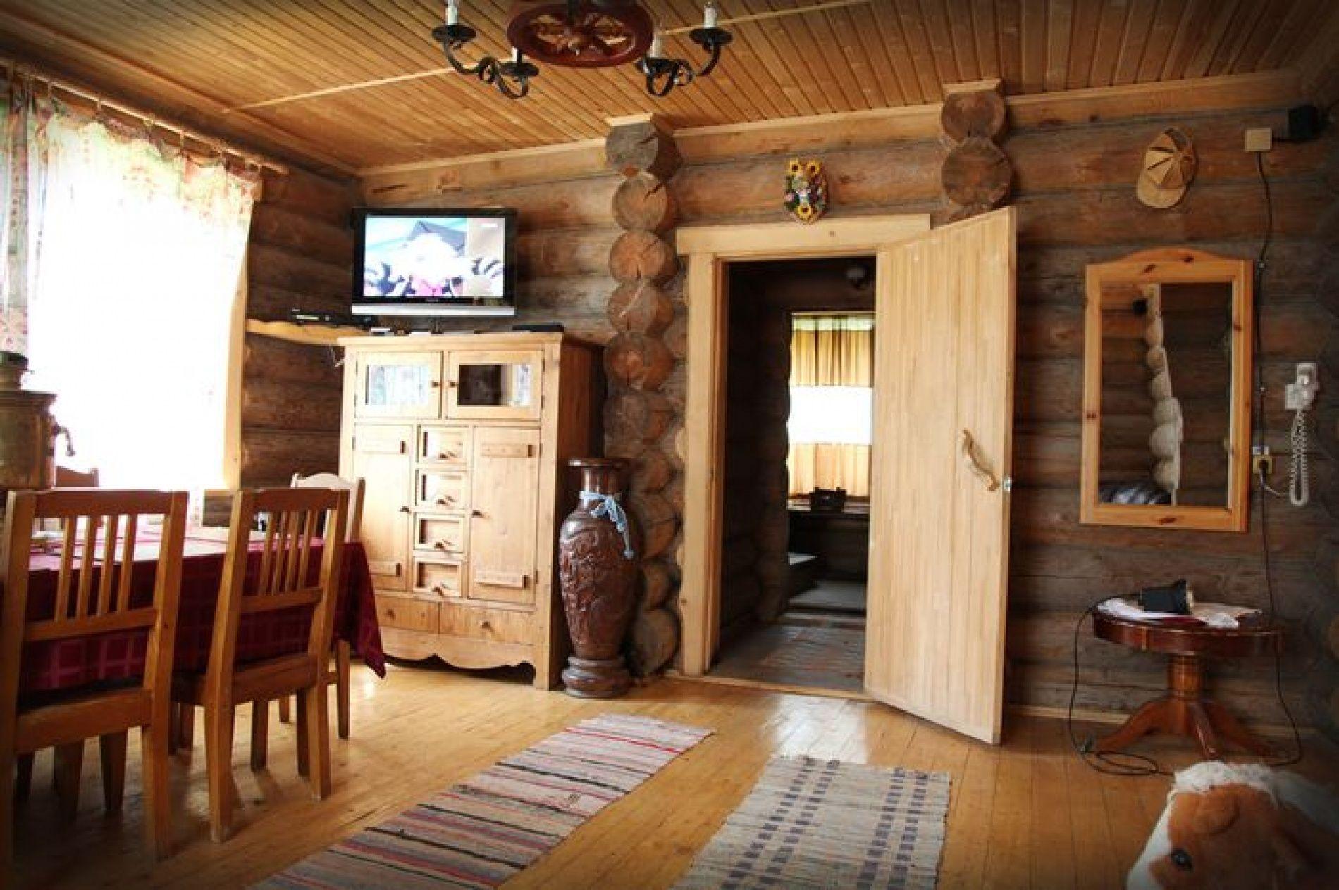 """Загородный гостиничный комплекс """"Лесные угодья"""" Калужская область Дом с баней, фото 2"""