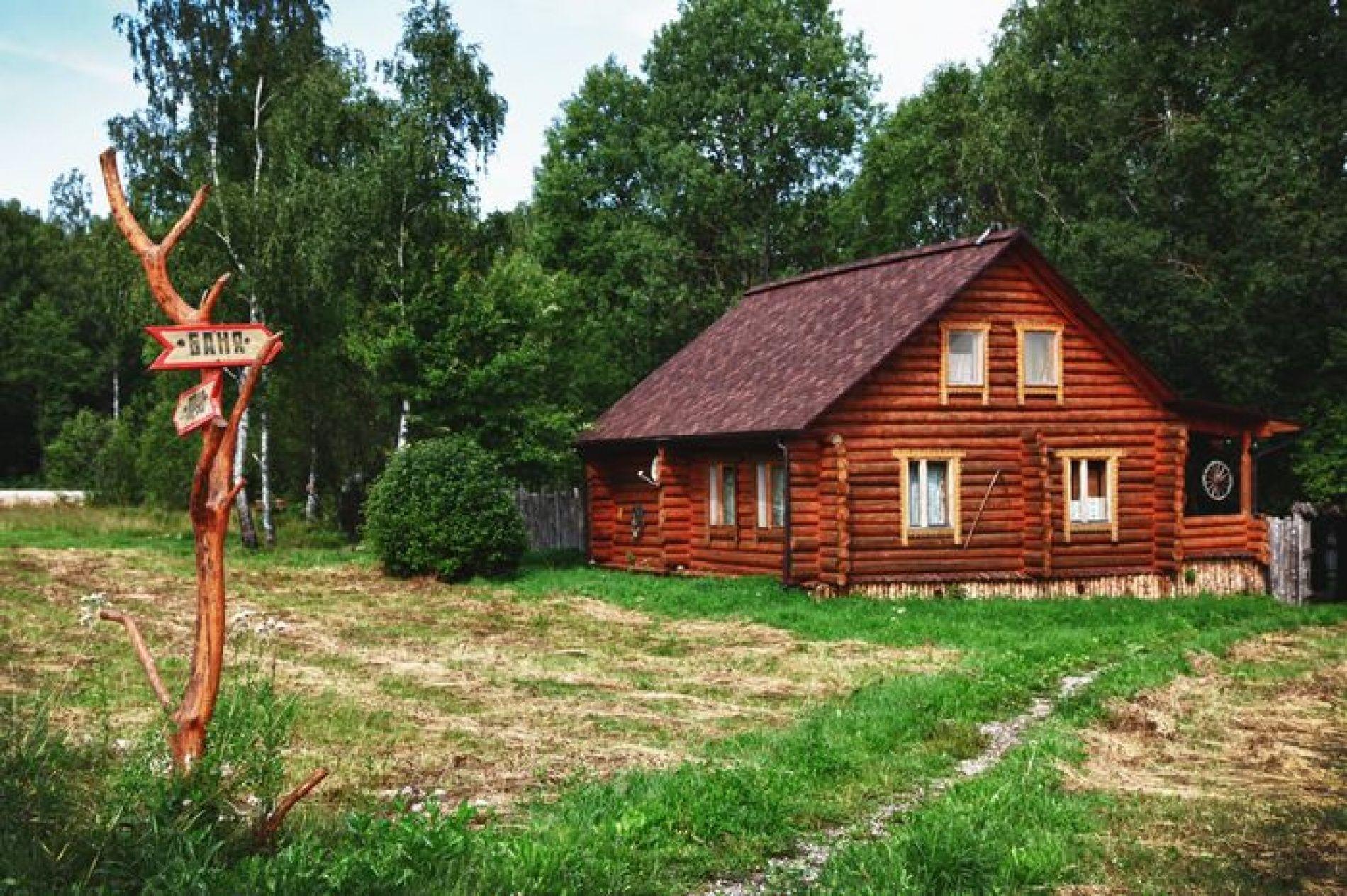 """Загородный гостиничный комплекс """"Лесные угодья"""" Калужская область, фото 10"""