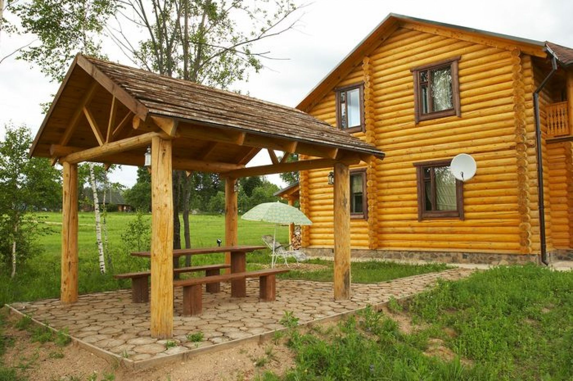 """Загородный гостиничный комплекс """"Лесные угодья"""" Калужская область, фото 14"""