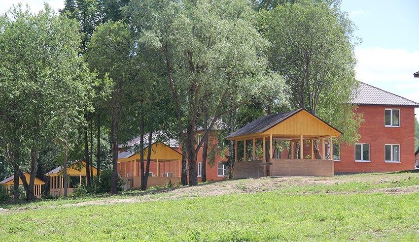 """База отдыха """"Лаврово-Песочня"""" Калужская область, фото 1"""