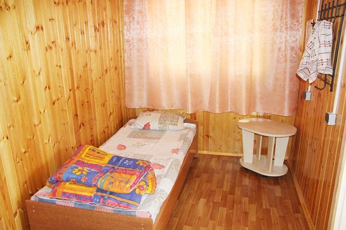 """База отдыха """"Лаврово-Песочня"""" Калужская область Летний домик, фото 4"""