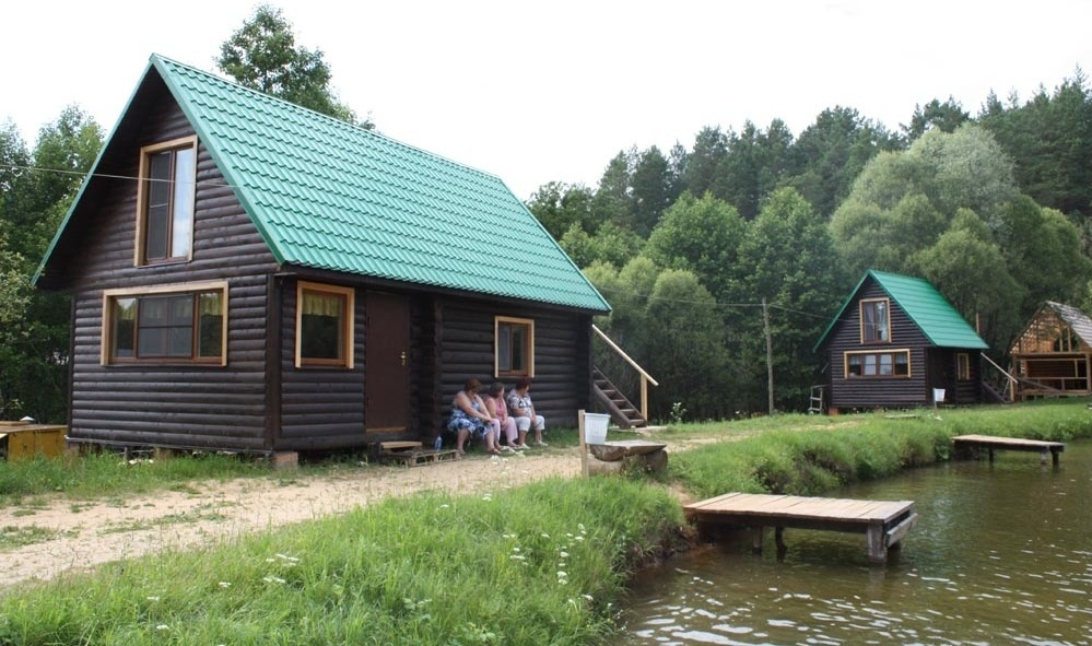 Рыбацкая деревня «Золотой крючок» Калужская область, фото 2