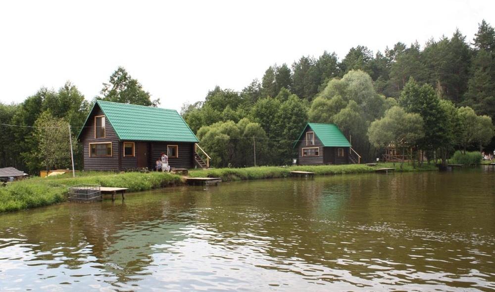 Рыбацкая деревня «Золотой крючок» Калужская область, фото 3
