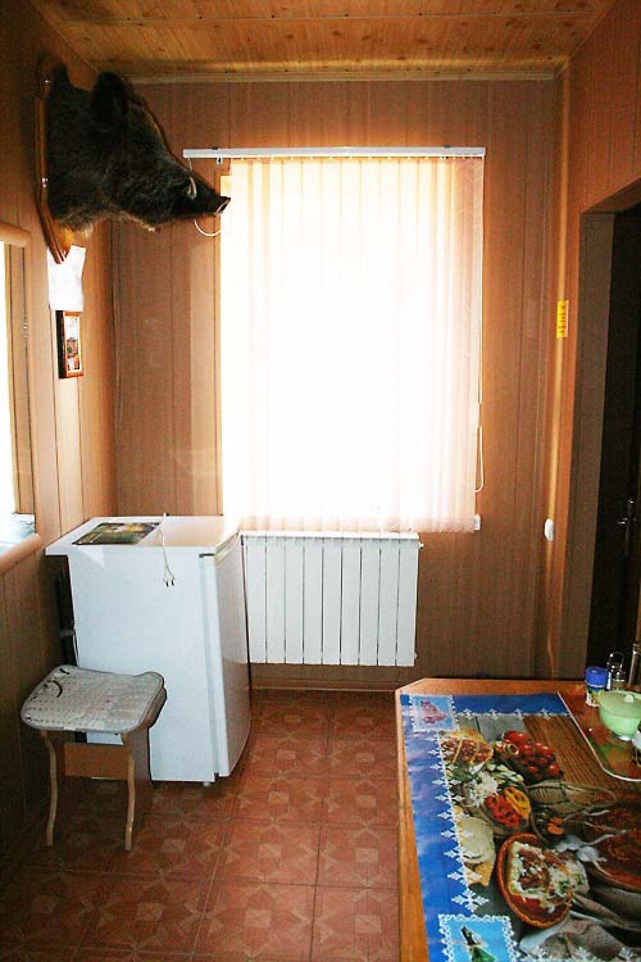 Турбаза «Комбат» Карачаево-Черкесская Республика Номер VIP 4-местный в гостиничном коттедже, фото 3