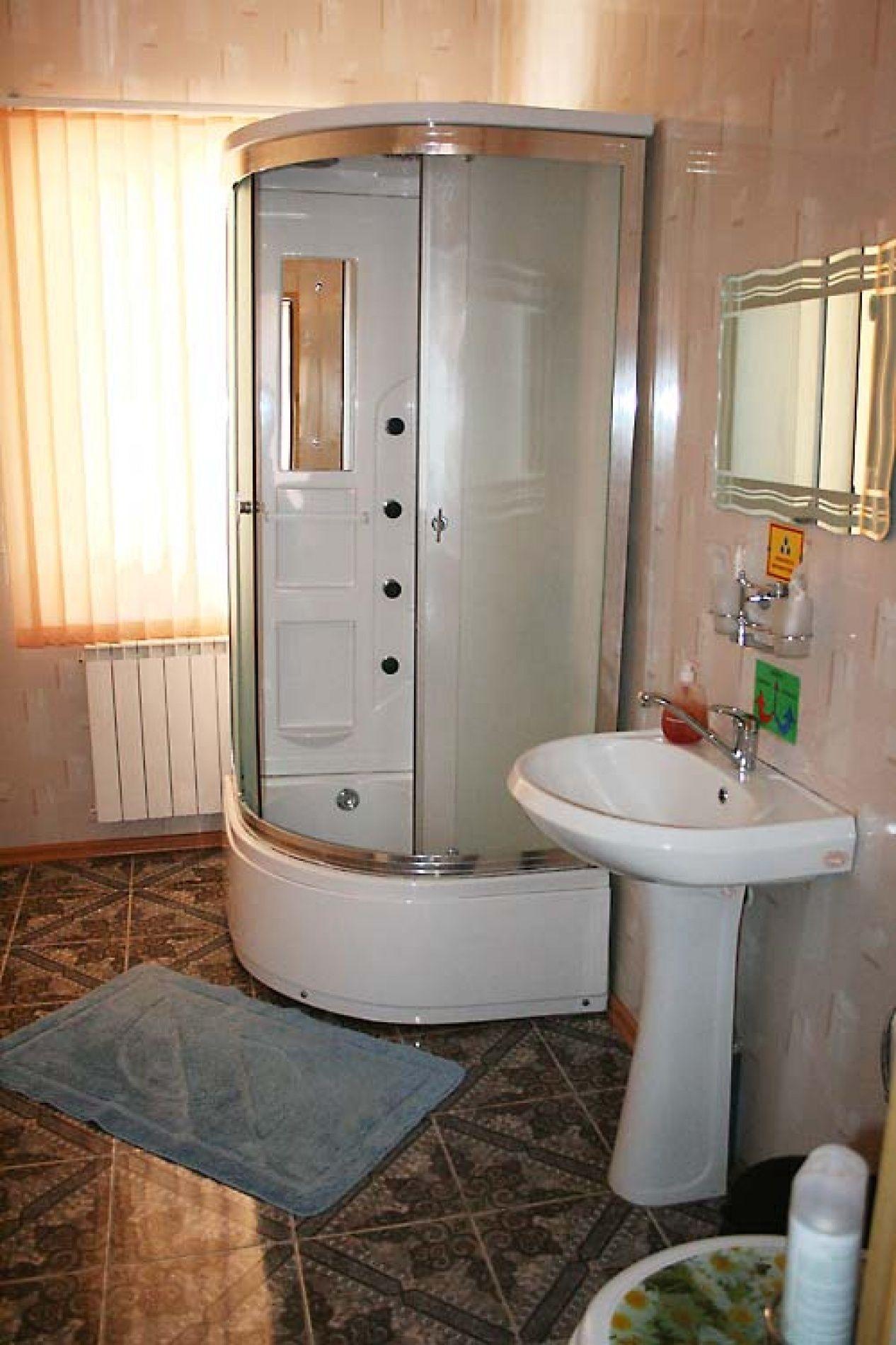 Турбаза «Комбат» Карачаево-Черкесская Республика Номер VIP 4-местный в гостиничном коттедже, фото 4