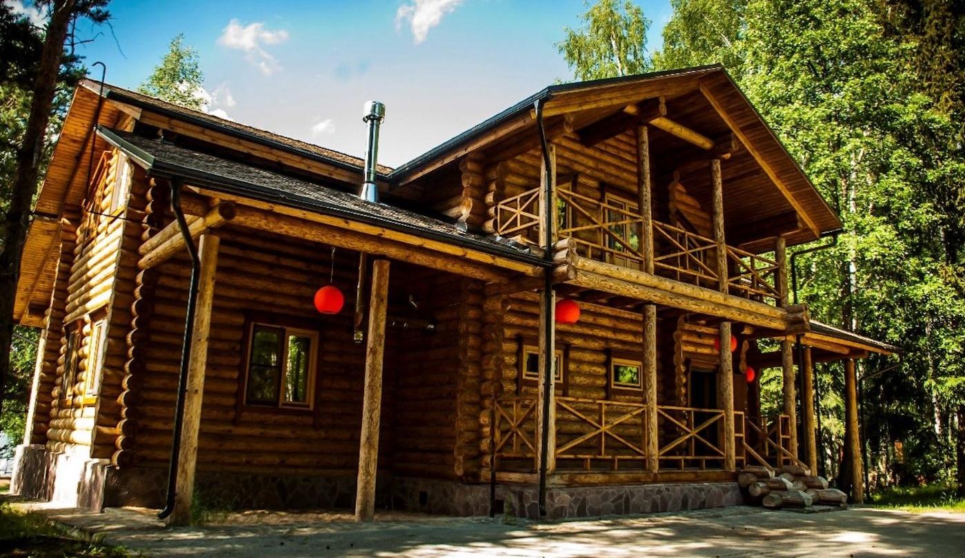 """Загородный отель """"Долина ИВолга"""" Тверская область, фото 1"""