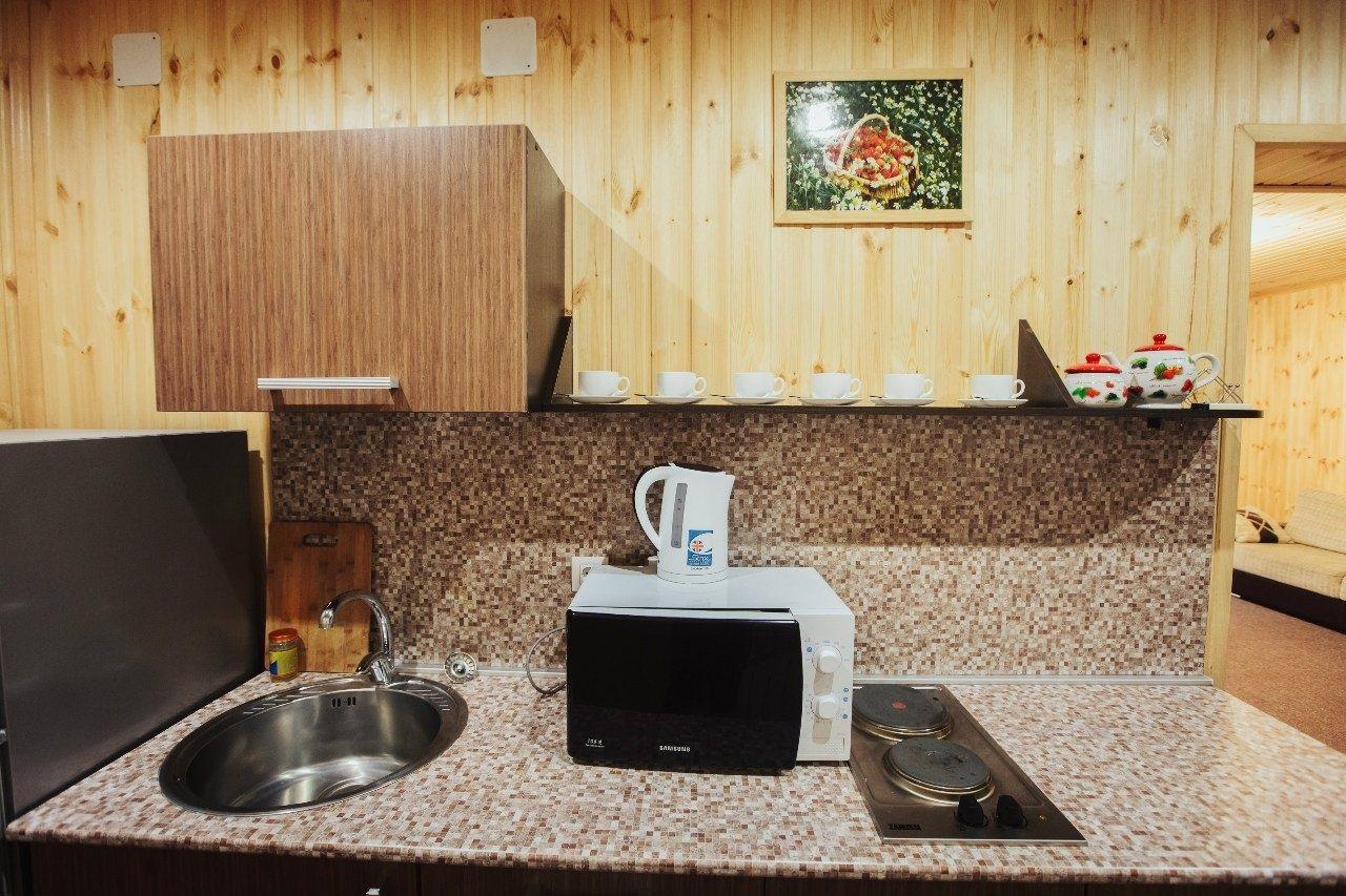 Парк-отель «Юность» Челябинская область Коттедж № 6, фото 10