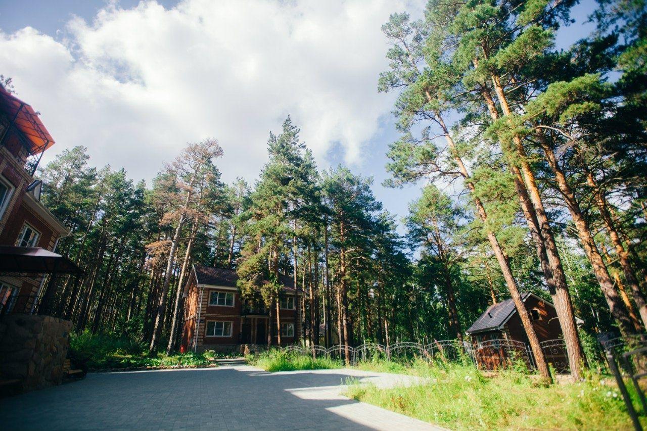 Парк-отель «Юность» Челябинская область, фото 20