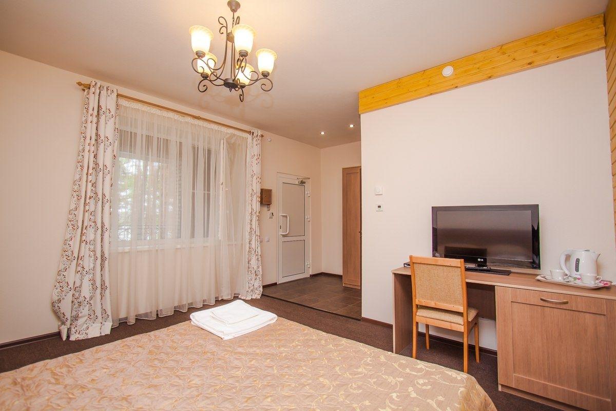 Парк-отель «Юность» Челябинская область 1-комнатный номер, фото 2