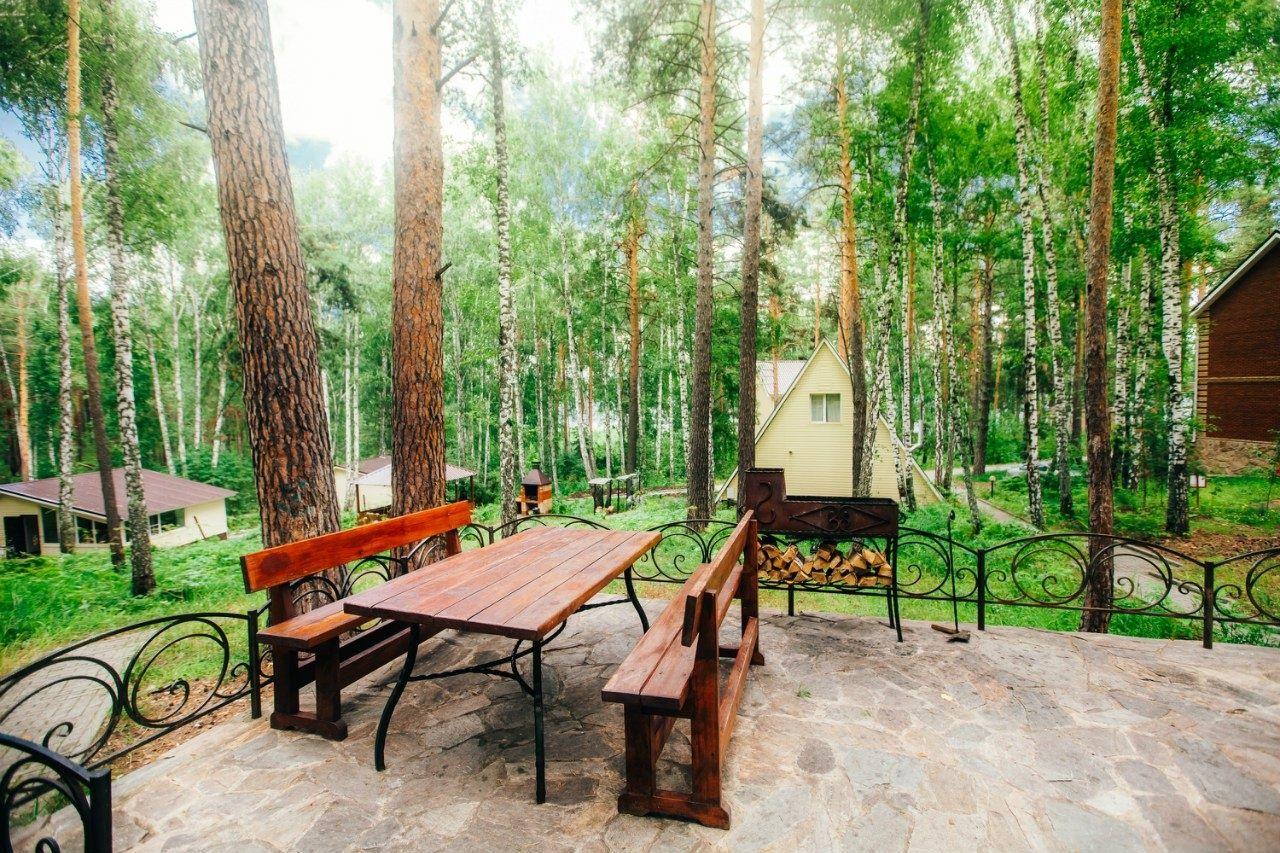 Парк-отель «Юность» Челябинская область Коттедж № 6, фото 14