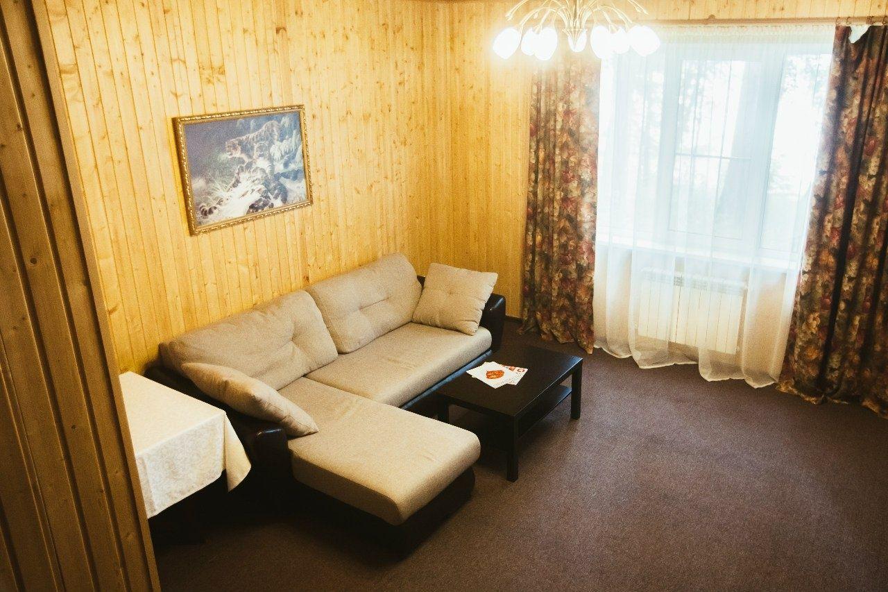 Парк-отель «Юность» Челябинская область Коттедж № 7, фото 9