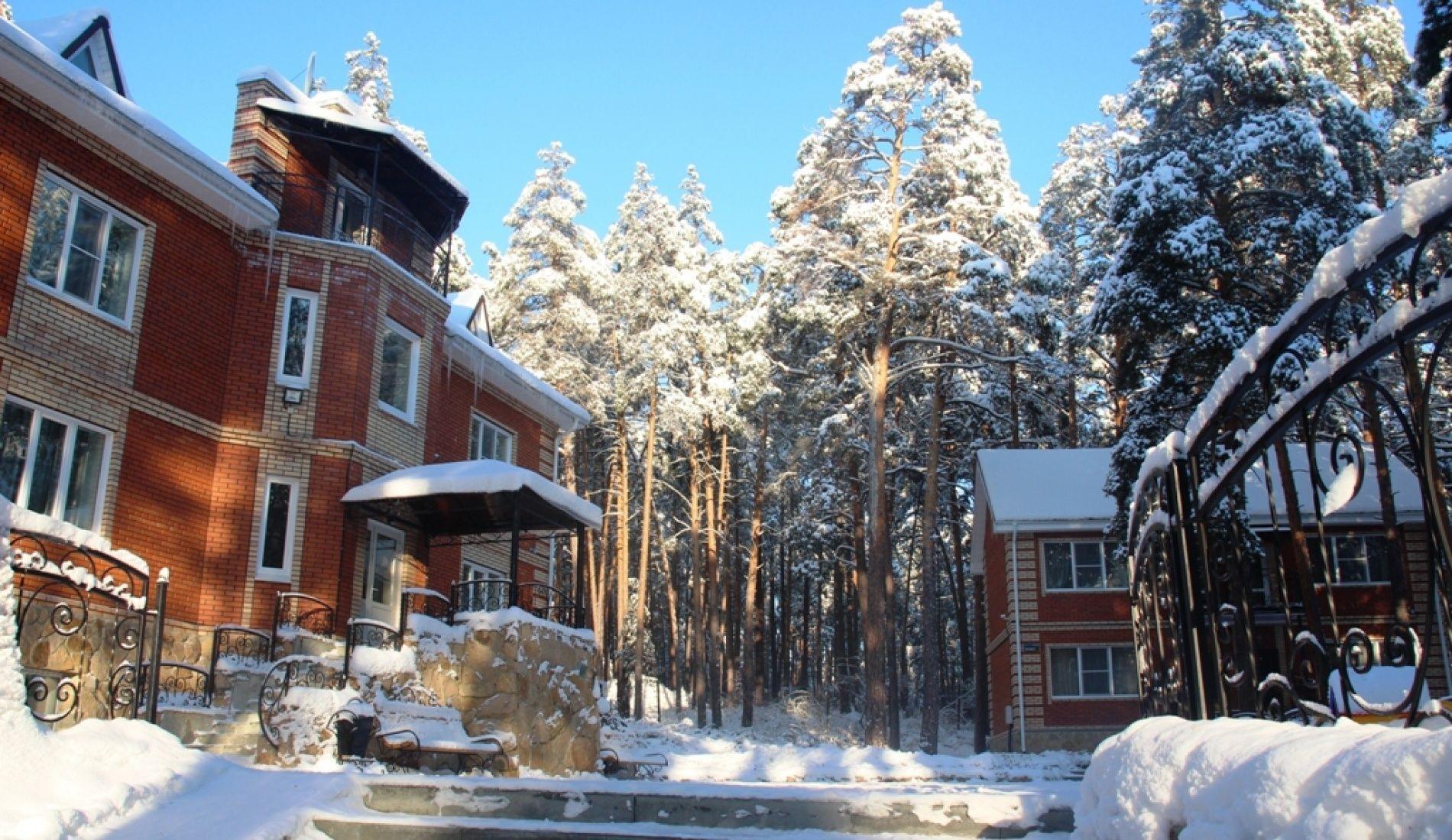 Парк-отель «Юность» Челябинская область, фото 32