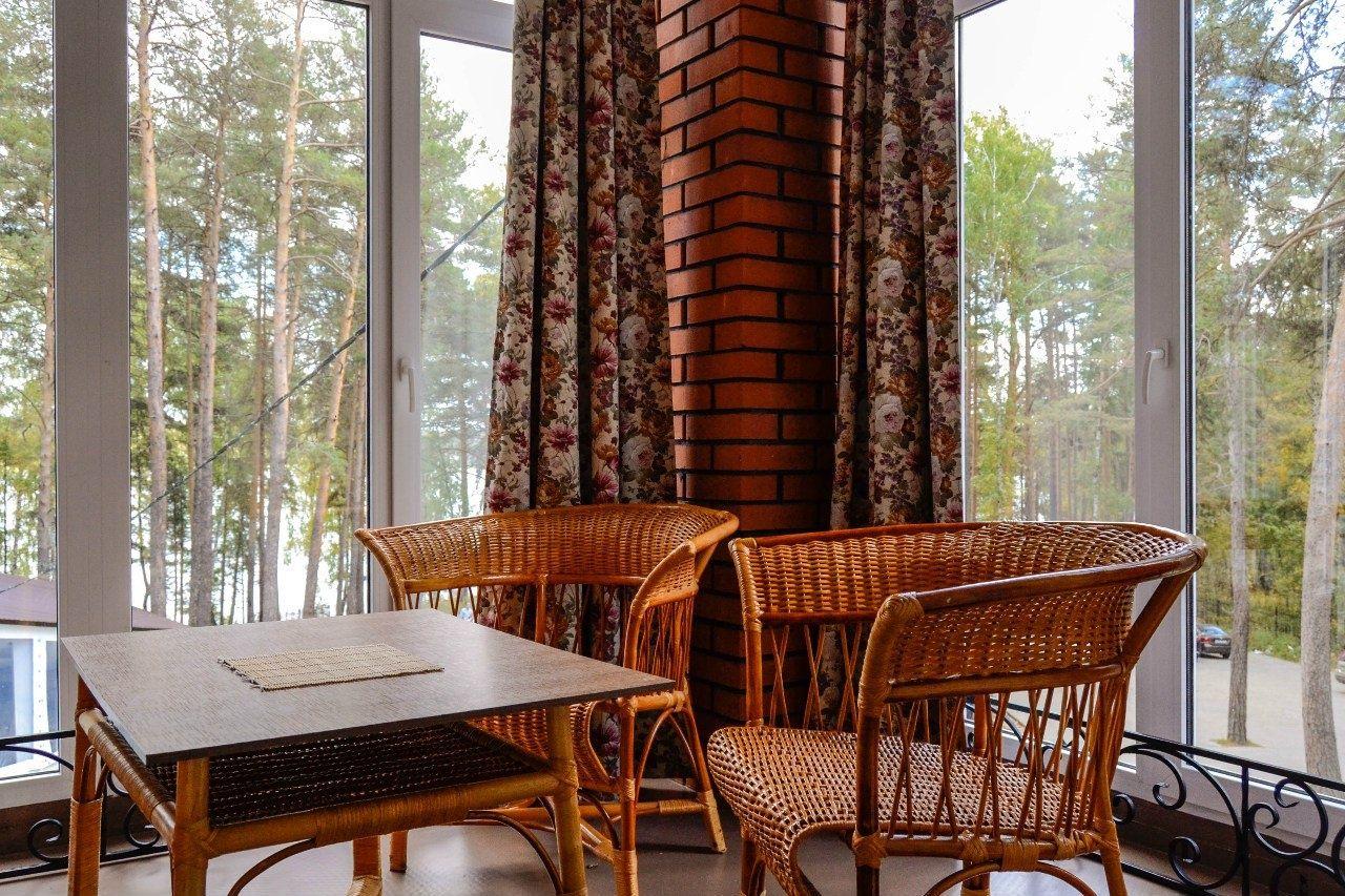 Парк-отель «Юность» Челябинская область Коттедж № 1, фото 9