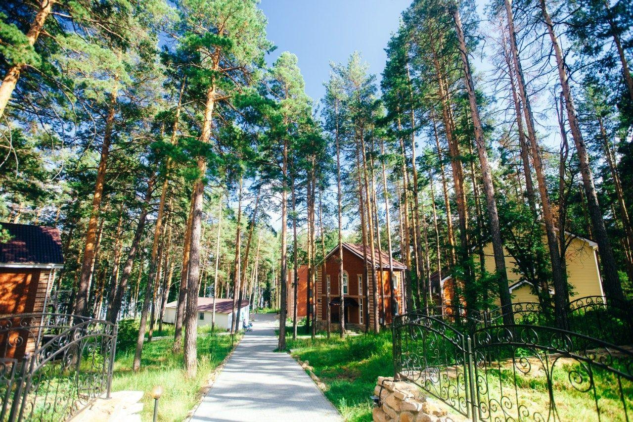 Парк-отель «Юность» Челябинская область, фото 18