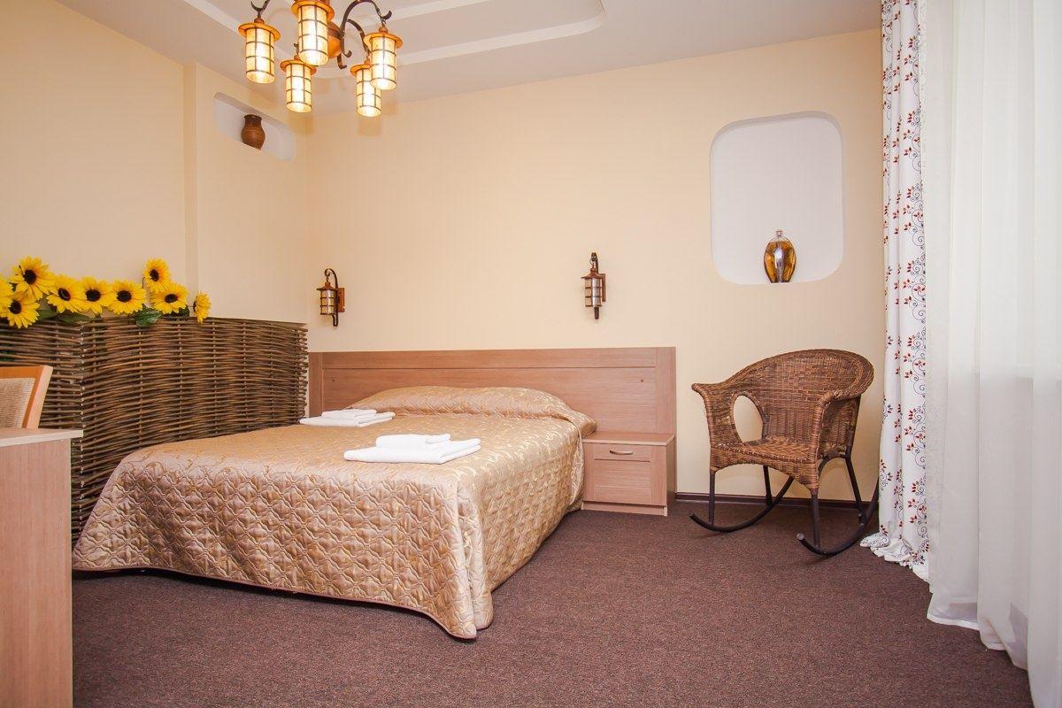 Парк-отель «Юность» Челябинская область 1-комнатный номер, фото 1