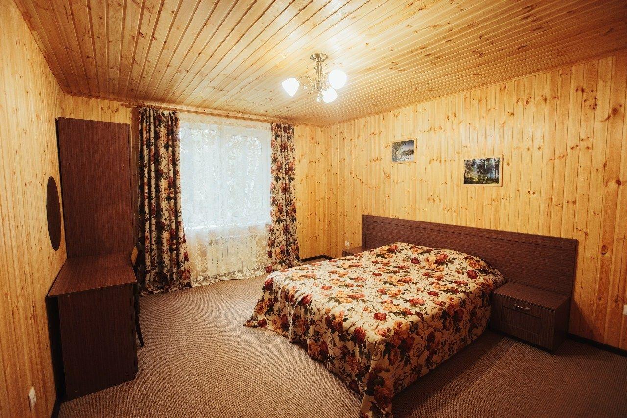 Парк-отель «Юность» Челябинская область Коттедж № 6, фото 2