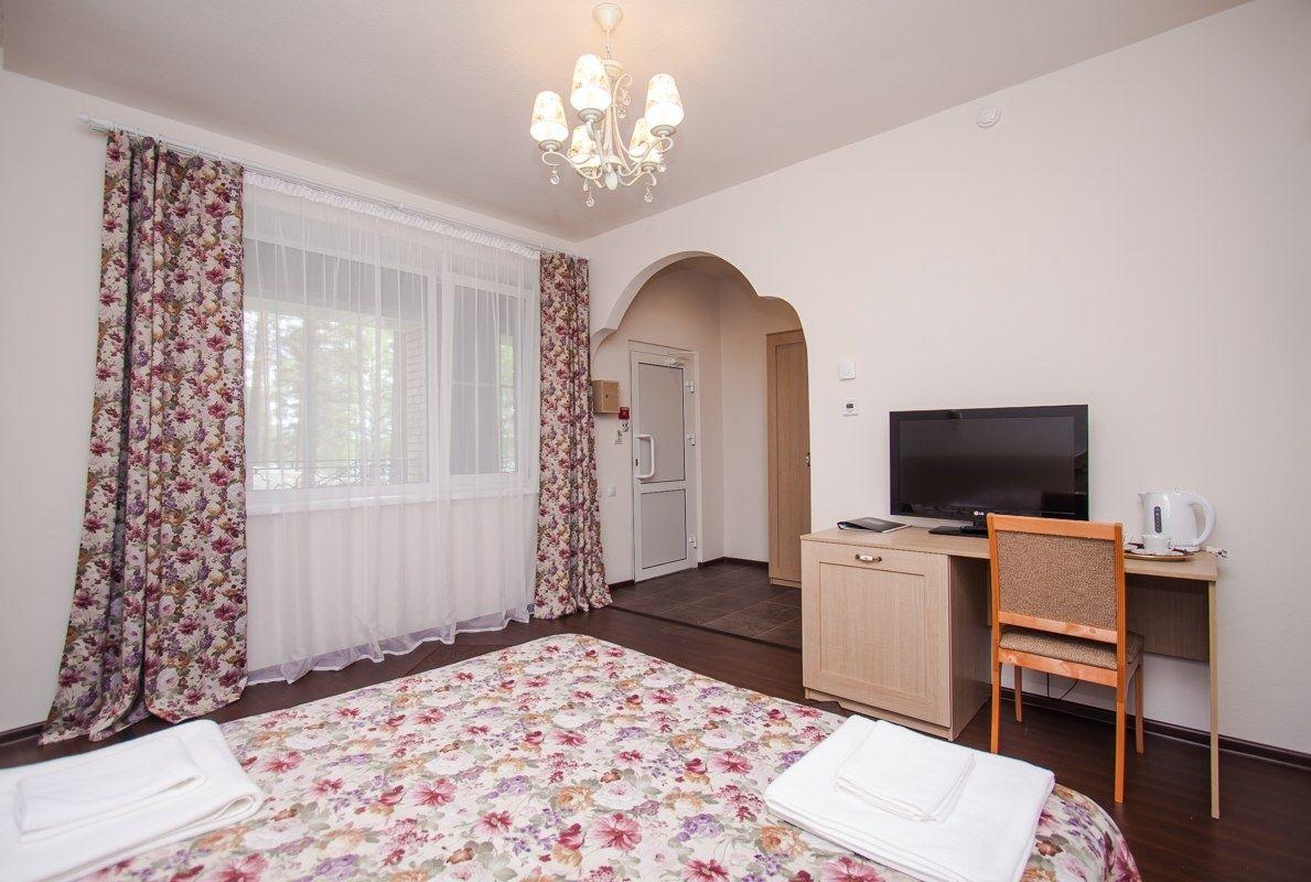 Парк-отель «Юность» Челябинская область 1-комнатный номер, фото 8