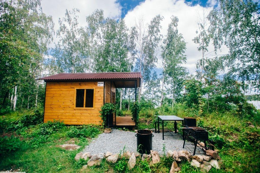 Парк-отель «Юность» Челябинская область Домик для пикника, фото 2