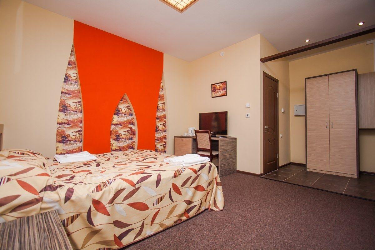 Парк-отель «Юность» Челябинская область 1-комнатный номер, фото 6