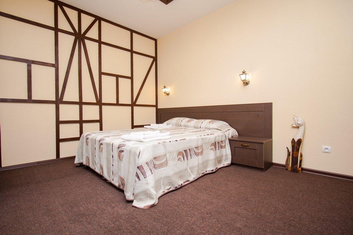 Парк-отель «Юность» Челябинская область 1-комнатный номер, фото 9