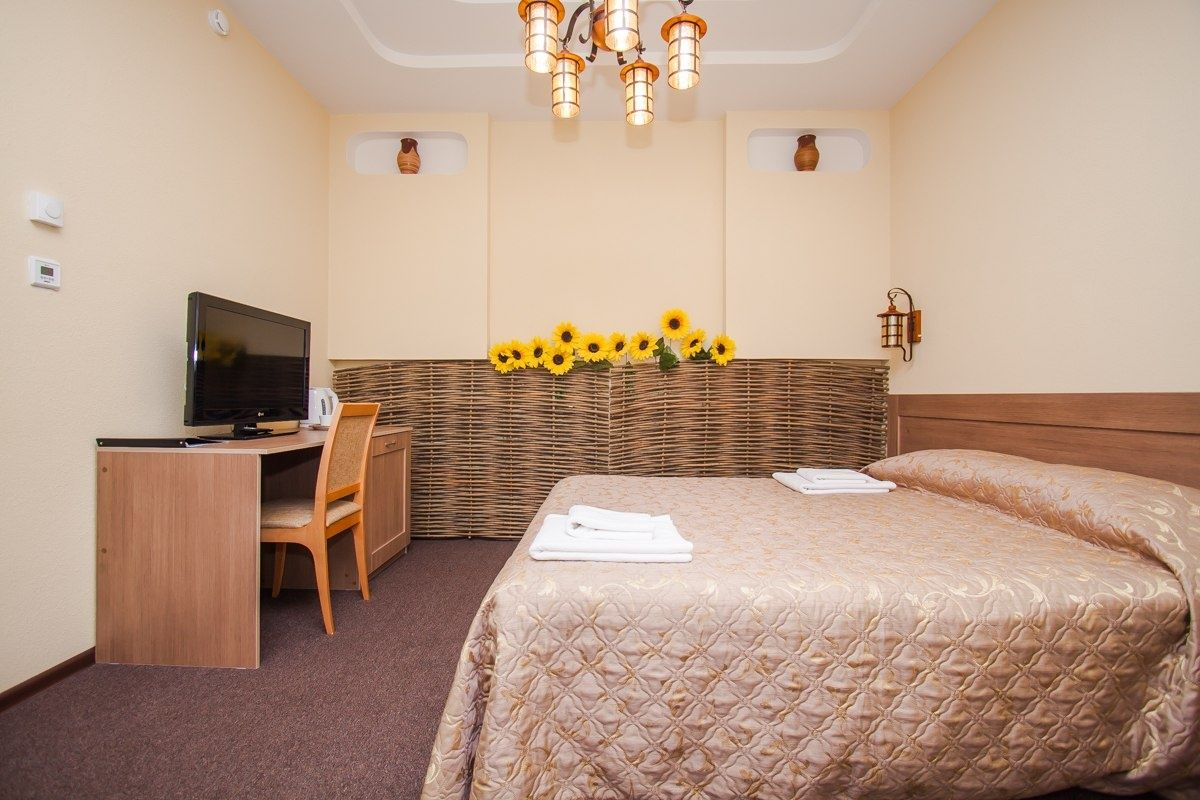 Парк-отель «Юность» Челябинская область 1-комнатный номер, фото 14