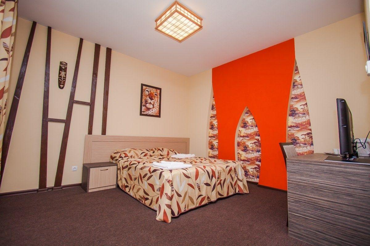 Парк-отель «Юность» Челябинская область 1-комнатный номер, фото 5