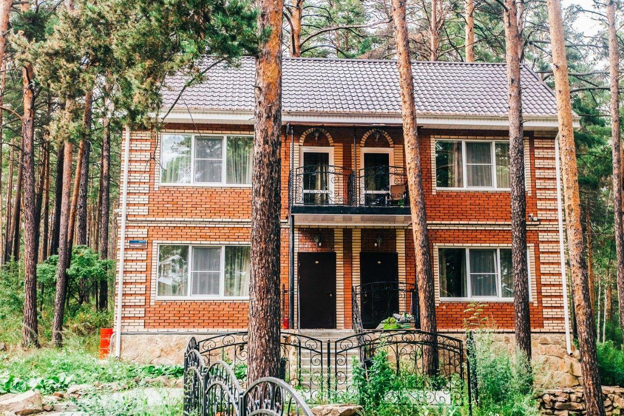 Парк-отель «Юность» Челябинская область Коттедж № 4, фото 1