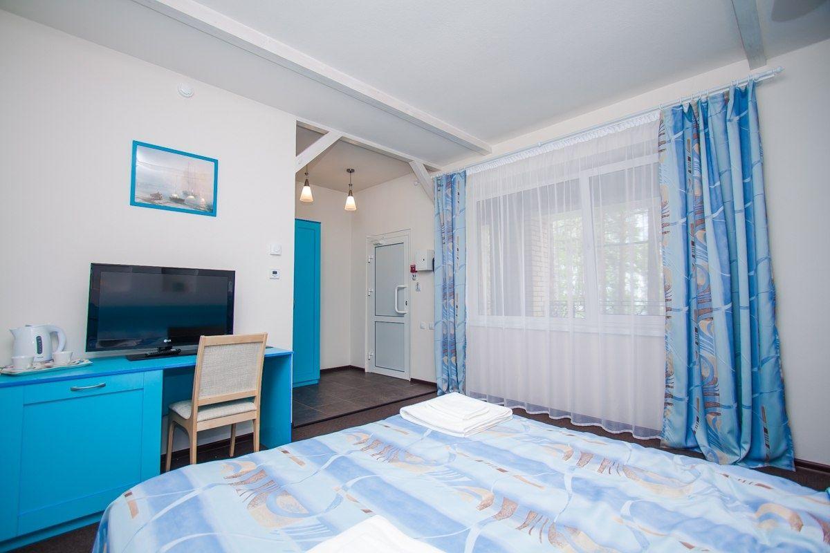 Парк-отель «Юность» Челябинская область 1-комнатный номер, фото 4
