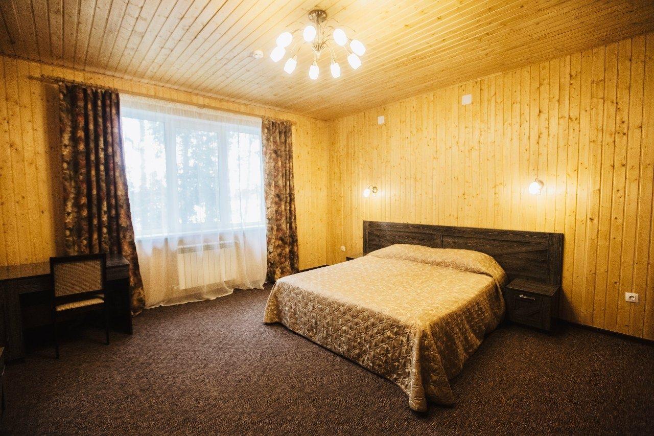 Парк-отель «Юность» Челябинская область Коттедж № 7, фото 3