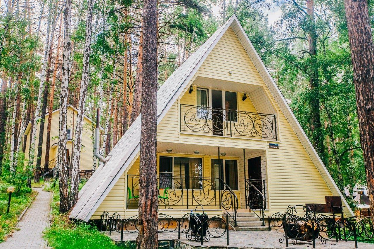 Парк-отель «Юность» Челябинская область, фото 15